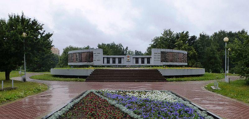 Галерея Героев Советского Союза город Петрозаводск