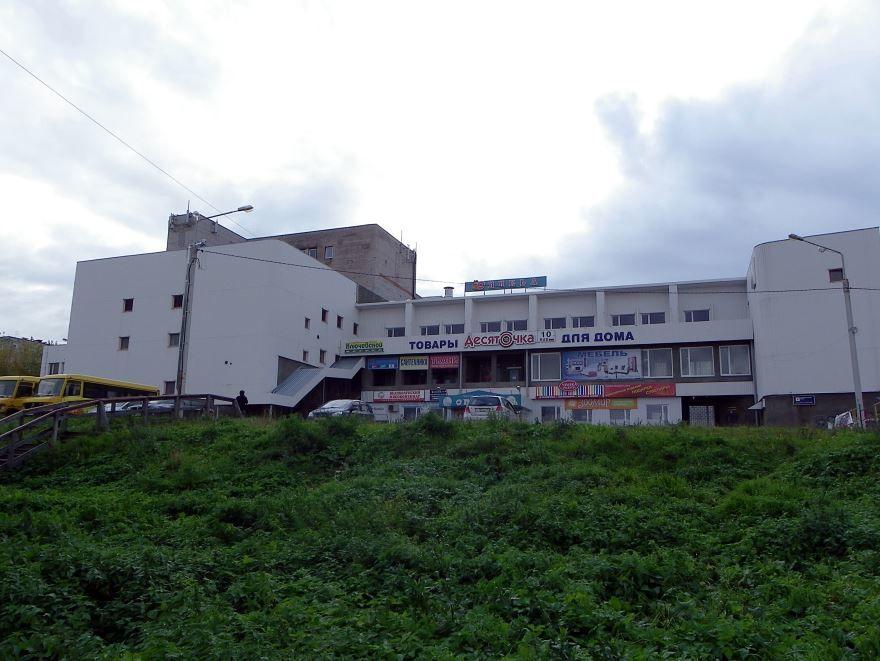 Торговый центр город Петрозаводск
