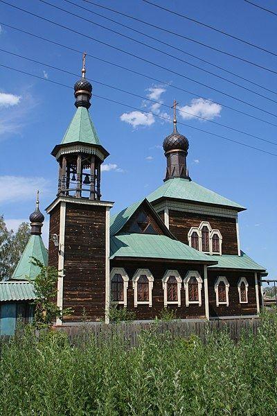 Церковь Епископа Афанасия Ковровского город Петушки