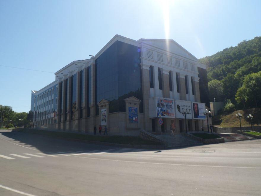 Театр драмы и комедии город Петропавловск Камчатский