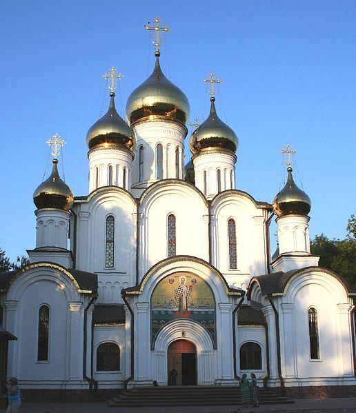 Никольский собор город Переславль Залесский