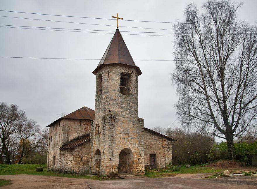 Церковь Рождества Пресвятой Богородицы город Порхов