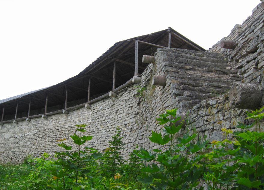 Крепость город Порхов