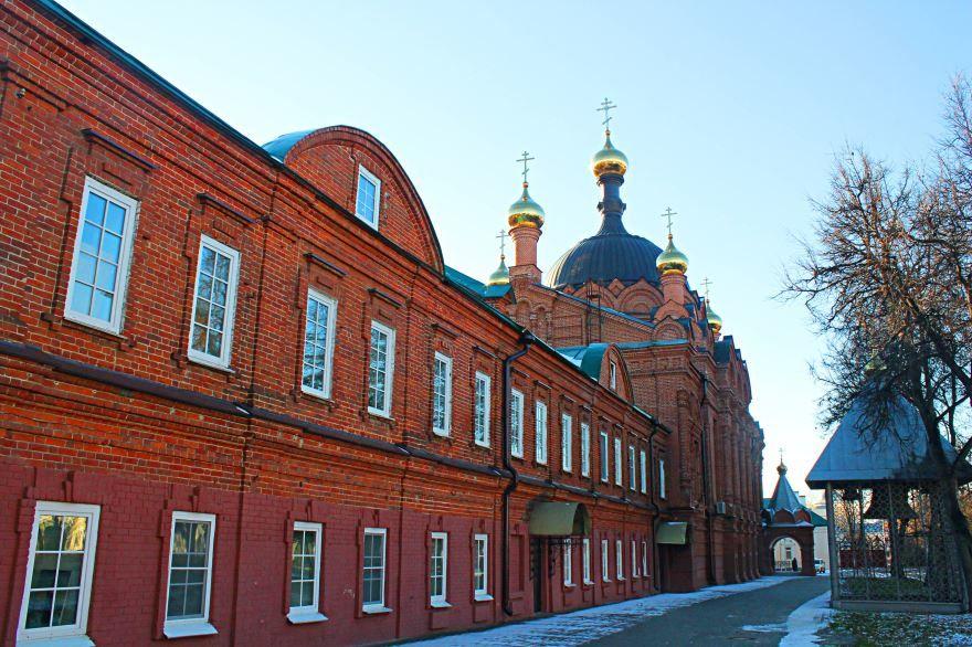 Саровский монастырь город Саров