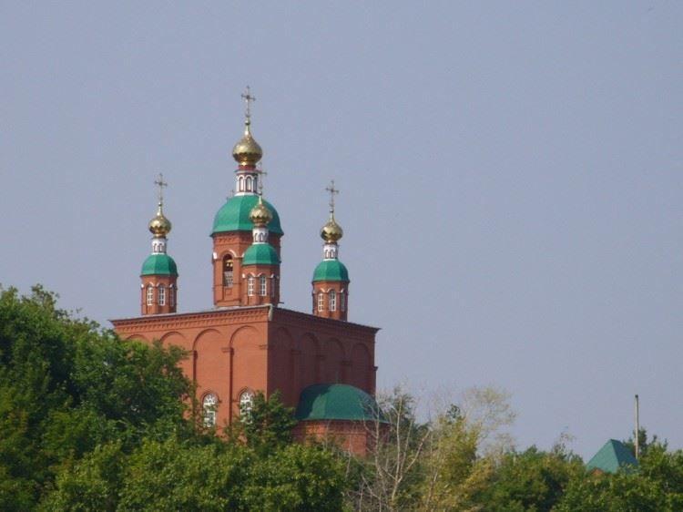 Церковь Миколи Чудотворца город Сарапул