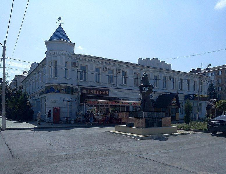 Скачать онлайн бесплатно лучшее фото достопримечательности города Сальск в хорошем качестве