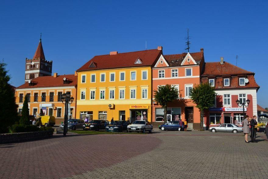 Смотреть красивое фото город Правдинск в хорошем качестве