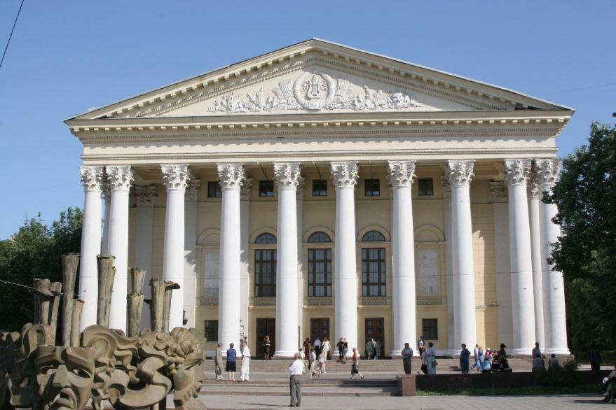 Драматический театр город Рязань