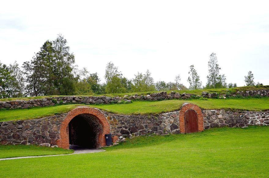 Крепость Корела город Приозерск