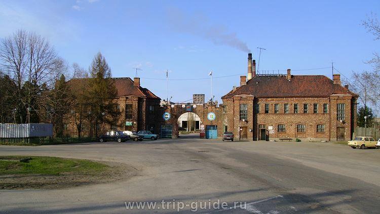 Смотреть красивое фото улица города Приозерска в хорошем качестве