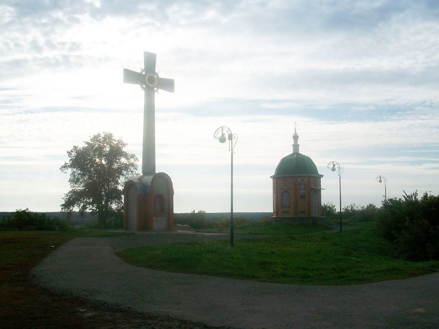 Часовня в честь Преподобного Иоанна Рыльского город Рыльск