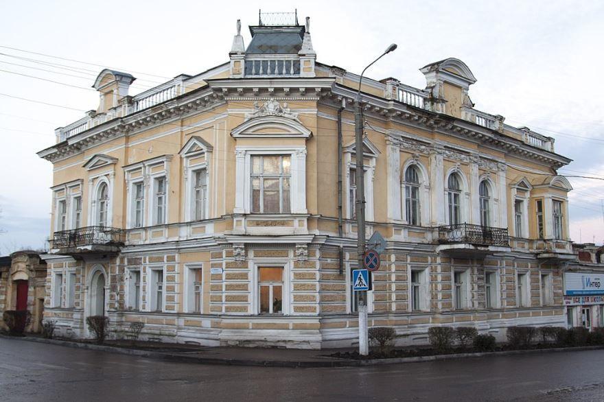 Скачать онлайн бесплатно лучшее фото Дом купца Филимонова город Рыльск 2019