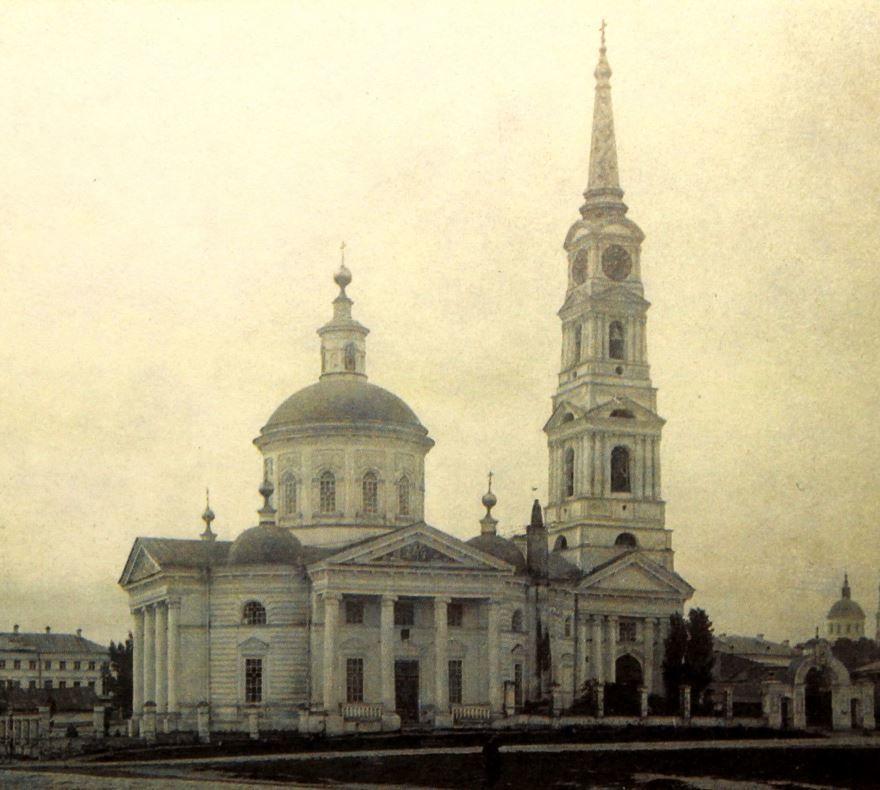 Смотреть лучшее старинное фото города Рыльска в хорошем качестве