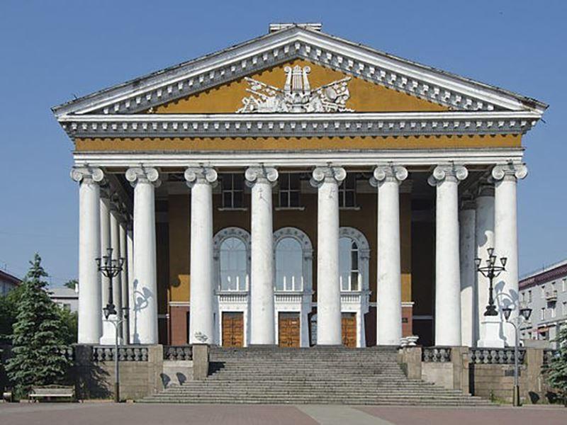 Драматический театр город Прокопьевск
