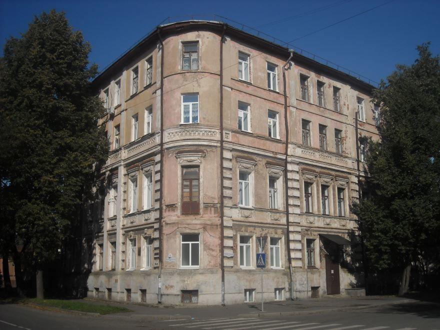 Дом Казакова город Рыбинск
