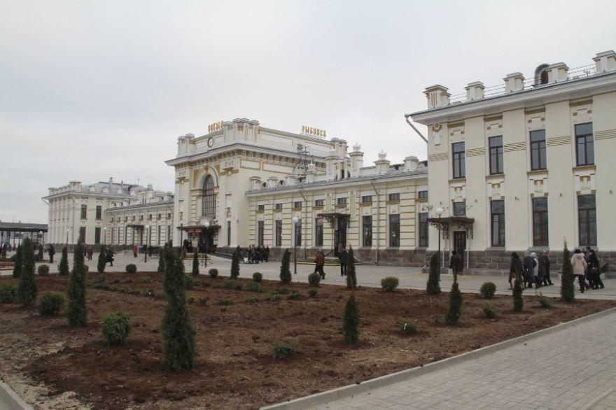 Скачать онлайн бесплатно лучшее фото города Рыбинска в хорошем качестве