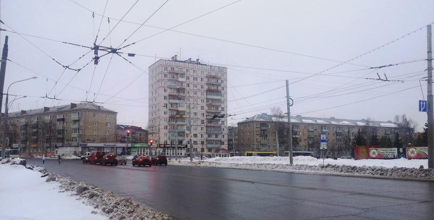 Микрорайон Западный город Рыбинск