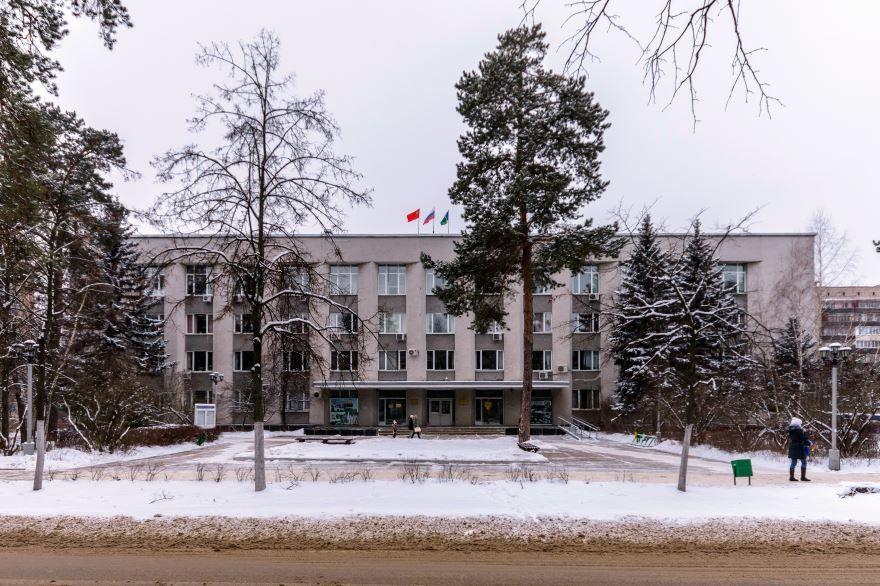 Здание администрации города Протвино