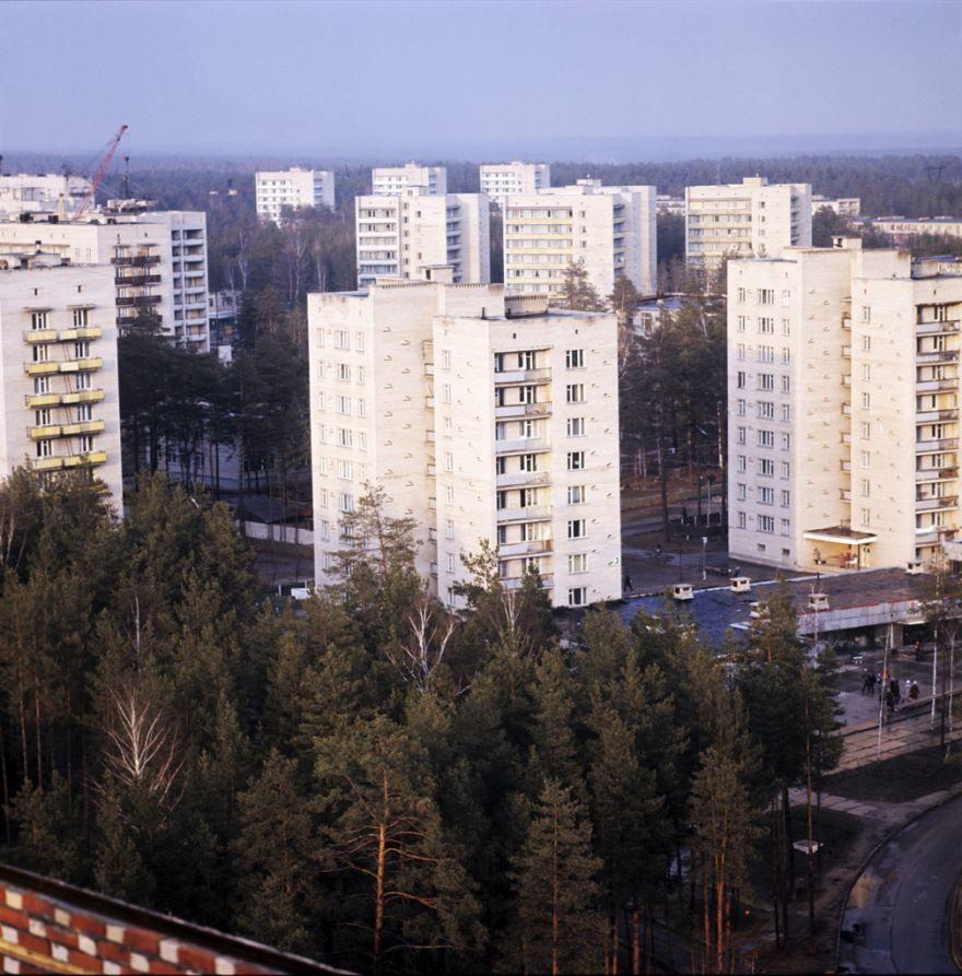 Смотреть красивое фото вид города Протвино 2018 в хорошем качестве