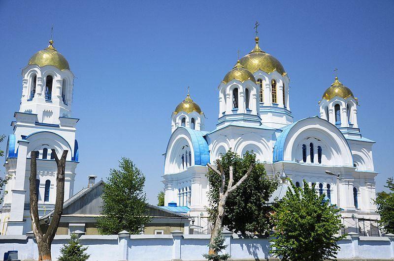 Никольский собор город Прохладный