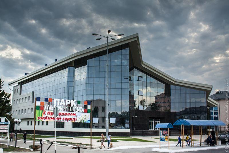 Торговый центр Маяк город Прохладный