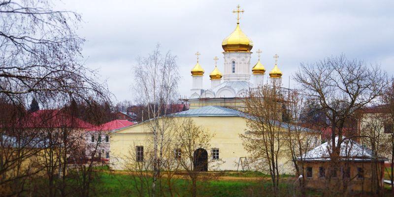 Воскресенский собор город Руза