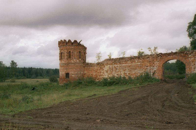 Смотреть лучшее фото города Руза крепость города