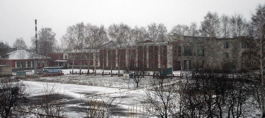 Локомотивное депо город Ртищево