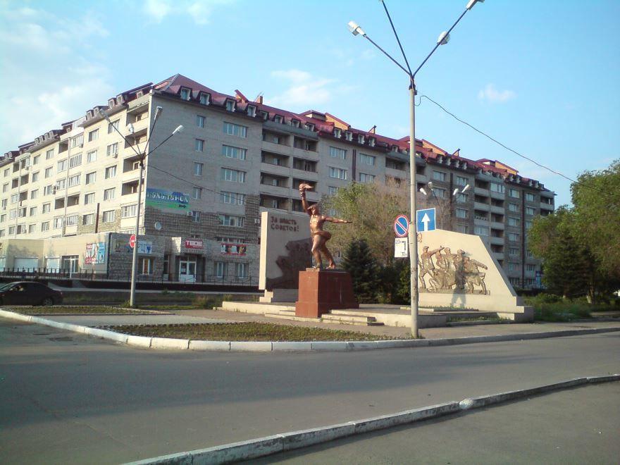 Смотреть лучшее фото улица города Рубцовск в хорошем качестве