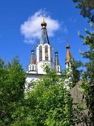 Боголюбский храм город Пушкино