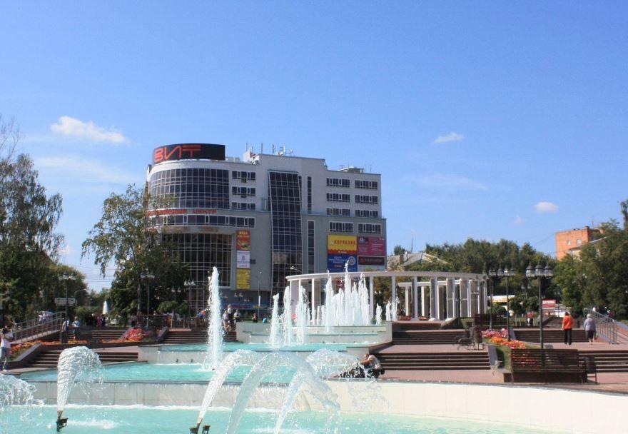 Скачать онлайн бесплатно лучшее фото города Пушкино в хорошем качестве