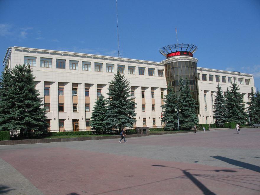 Здание Реутовского горсовета