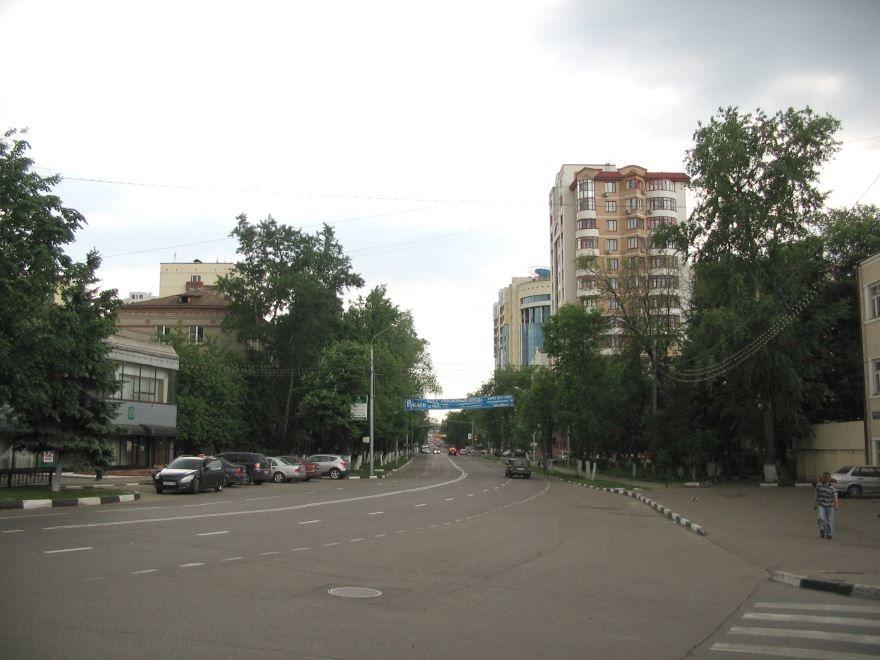 Скачать онлайн бесплатно лучшее фото улица города Реутов в хорошем качестве