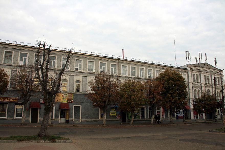 Женская гимназия город Рославль