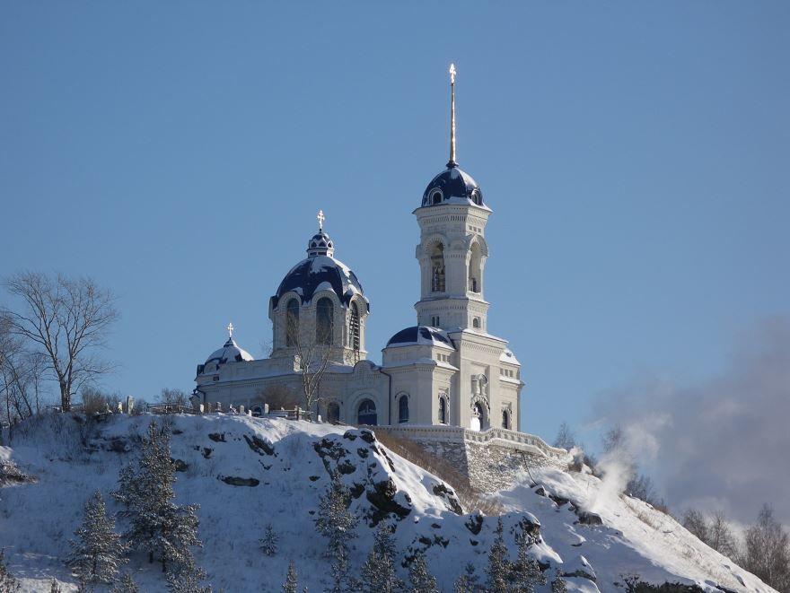 Иоанно-Предтеченская церковь город Реж