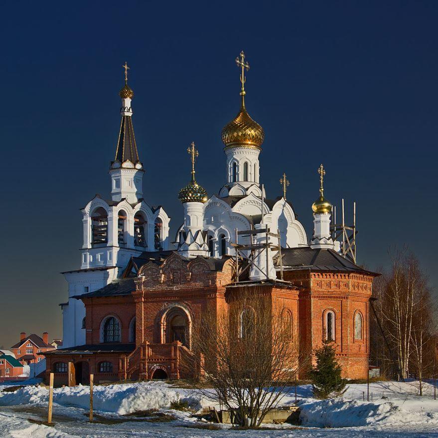 Церковь Всех Святых в земле Российской просиявших