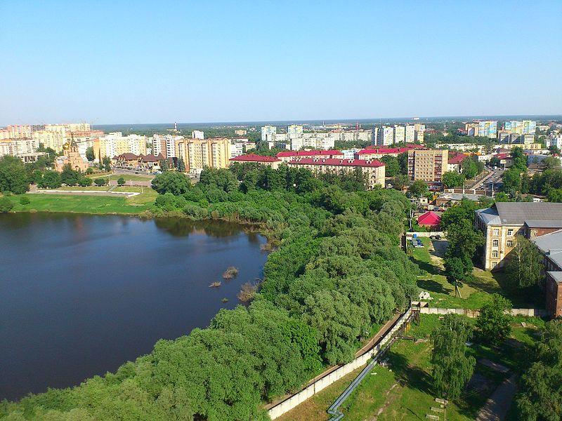 Смотреть красивое фото город Раменское Московская область в хорошем качестве