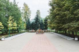 Братская могила город Сафоново