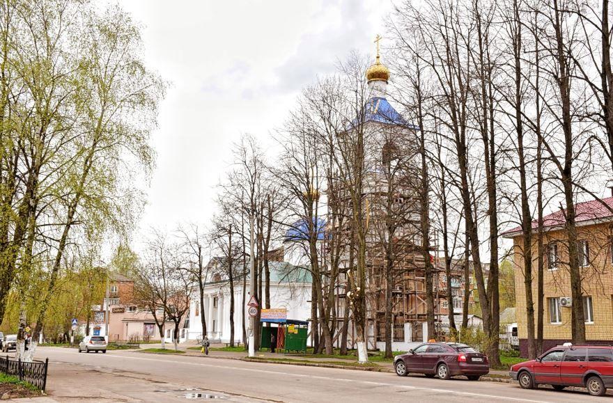 Скачать онлайн бесплатно лучшее фото города Сафоново в хорошем качестве