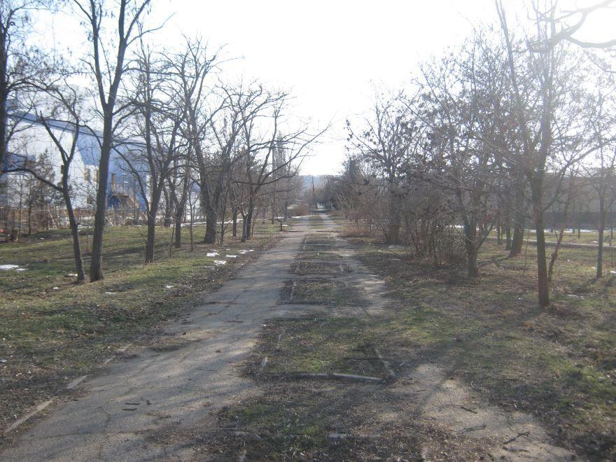 Черемушенский сквер город Светлоград