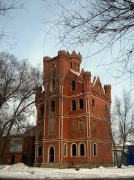 Смотреть красивое фото замок в городе Светлоград