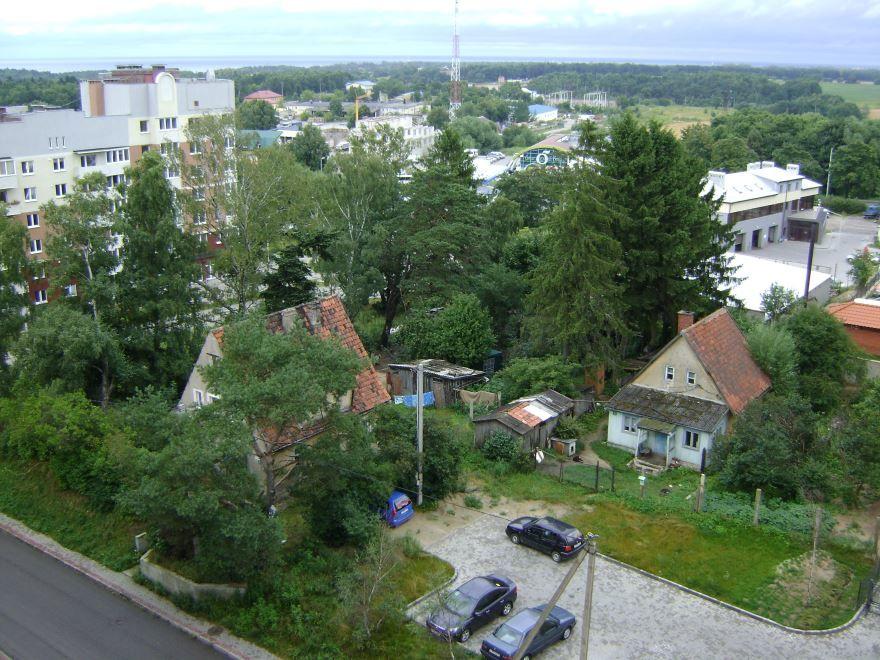 Скачать онлайн бесплатно лучшее фото вид на город Светлогорск в хорошем качестве