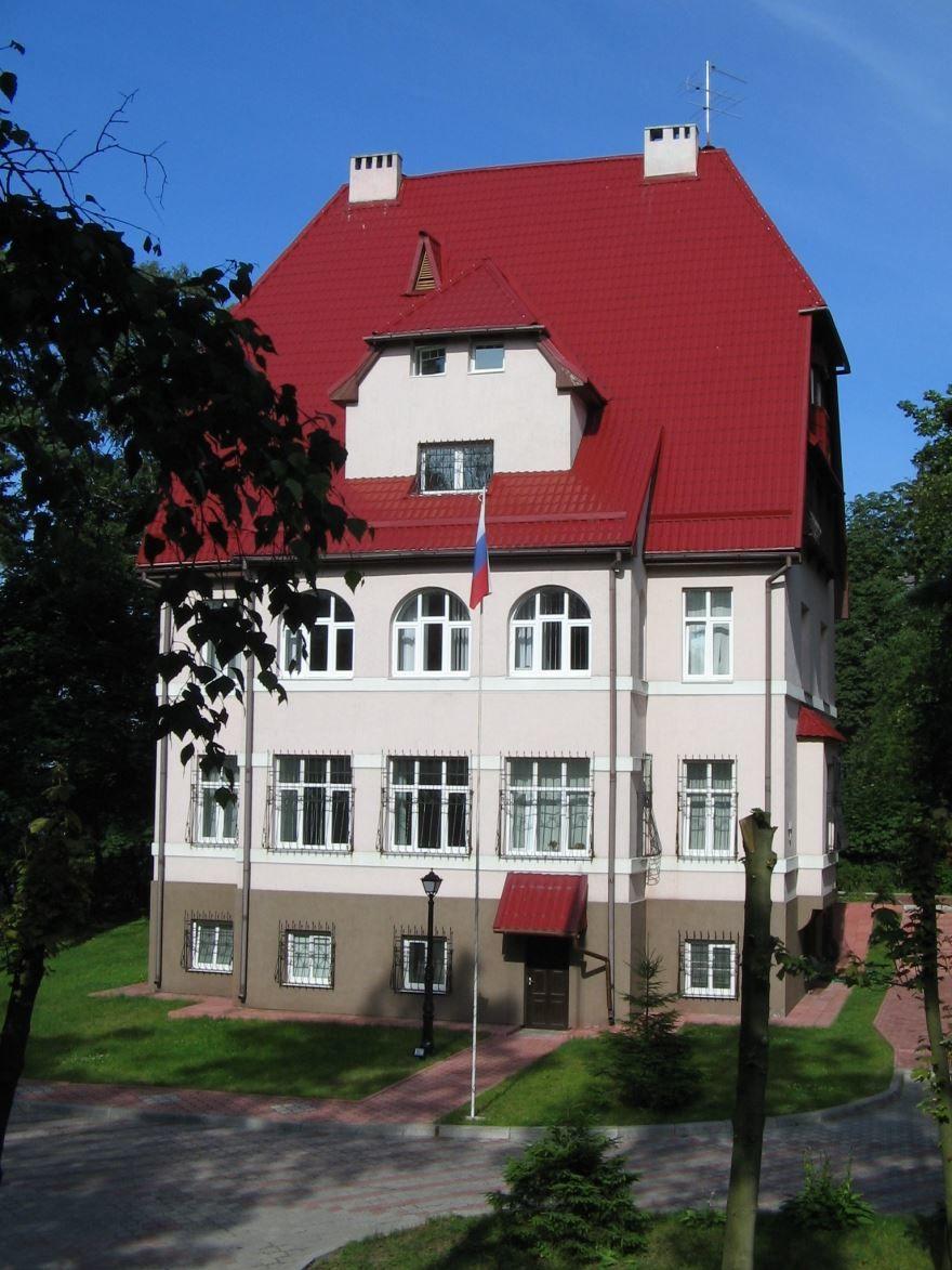 Здание военной прокуратуры город Светлогорск