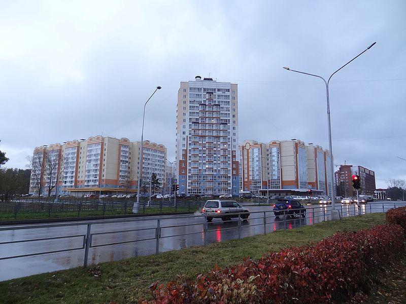 Скачать онлайн бесплатно лучшее фото города Северск в хорошем качестве