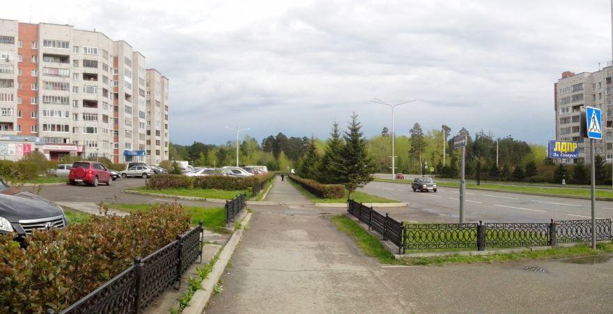 Смотреть лучшее фото города Северск