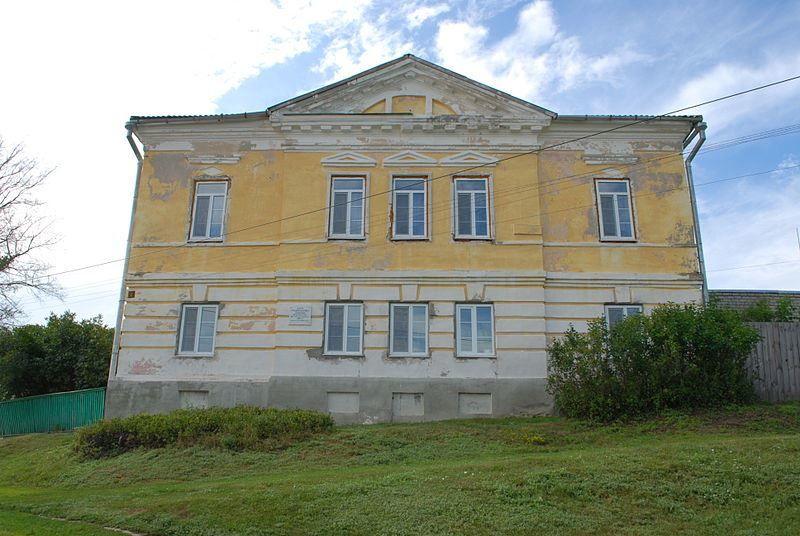 Дом градоначальника город Севск