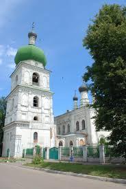Собор Колокольня город Севск