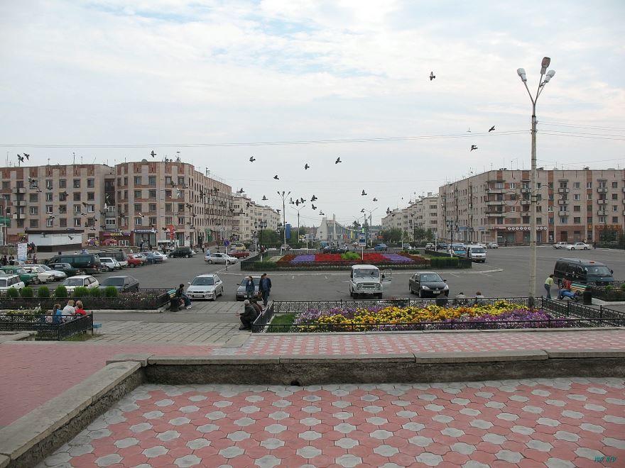Скачать онлайн бесплатно лучшее фото центр города Северобайкальска в хорошем качестве