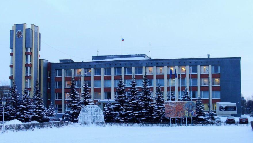 Здание мэрии города Северодвинска