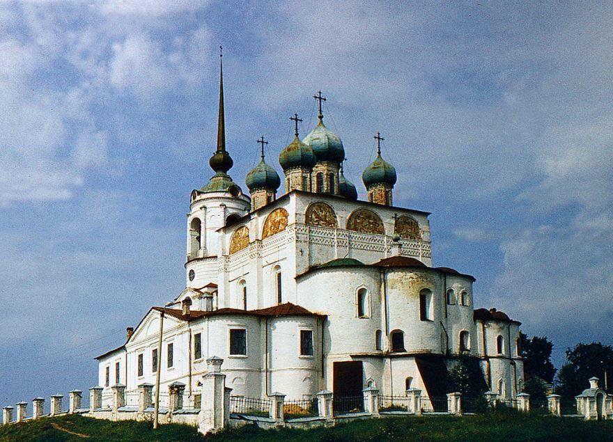 Собор Благовещения город Сольвычегодск